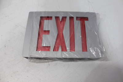 Lot Of 2 Lithoia Lighting Exit Sign 120-277