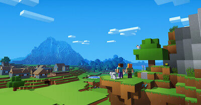 Premium Minecraft Java Edition (PC&Mac)! Cheapest On Ebay! Changeable password!