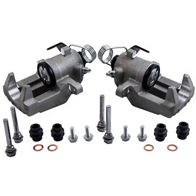 2 x FOR VW Golf MK4 1998-2005 1.4 1.6 1.8T 1.9 TDI 2.0 Rear Brake Calipers