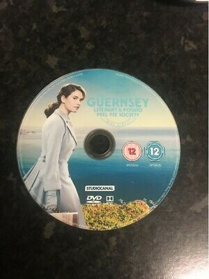 The Guernsey Literary And Potato Peel Pie Society [DVD] [2018]