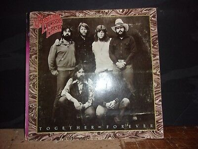 The Marshall Tucker Band - Together Forever  - 1978 -  Vinyl Lp - Capricorn