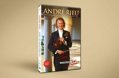 Andre Rieu 'Love In Maastricht' Dvd (2019)