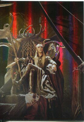The Hobbit The Desolation Of Smaug Triptych Collage Card CP2