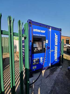 Water Fed Pole, Window Cleaning, Pure Water Filling Station - Reading
