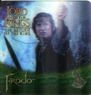 Lord Of The Rings ROTK Action Flipz Lenticular Exclusive Card TS1