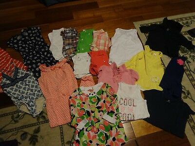 Girls Lot - Size 7-10  Gymboree, Old Navy, Childrens Place  19 pieces