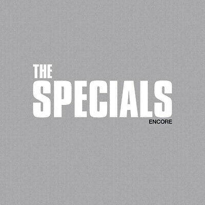 THE SPECIALS+ENCORE-BRAND NEW 2 x CD ALBUM WITH LIVE CD+SEALED+FAST SHIPPING