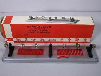 Wilesco M57 Transmission + OVP    5A8460