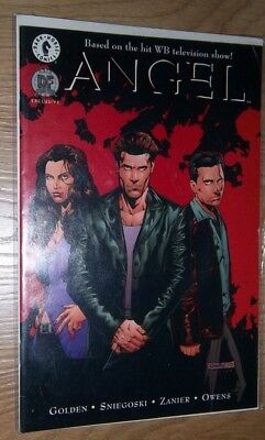 Angel #7 DF Dynamic Forces Red Foil Cover COA Dark Horse comic