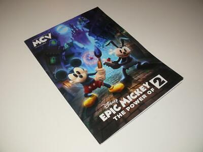 MCV Magazine ~ May 11 2012 ~ Trade only ~ Epic Mickey 2
