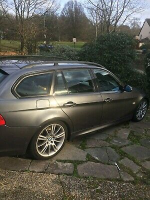 BMW 320D Sport Touring Automatic 2007