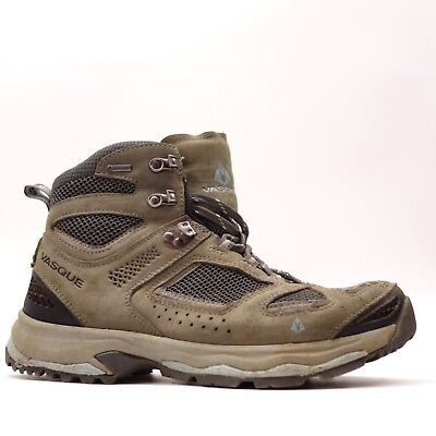 991a36aeea4 VASQUE WOMENS BREEZE III GTX Athletic Hiking Trail Outdoor Mid Boots Sz 9.5  Wide