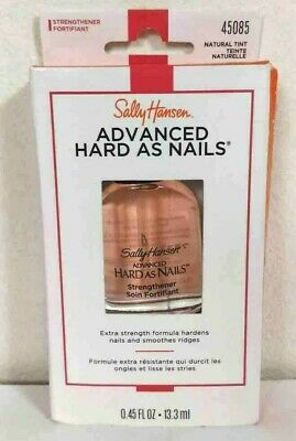 Sally Hansen Advanced Hard as nails Strengthener 13,3ml New