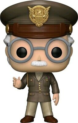 Pop! Vinyl--Stan Lee - Cameo Captain America: The First Avenger US Exclusive ...