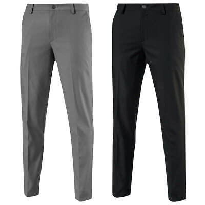 Puma Golf Mens DryCell Tailored Tech Pant Trousers Moisture Wicking 43% OFF RRP