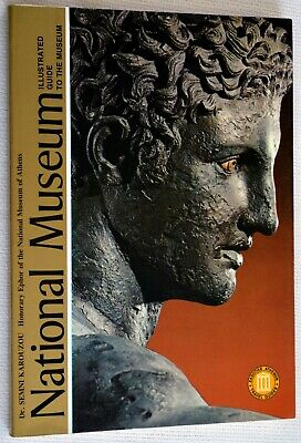 National Museum. by Karouzou Semni- Pictorial soft cover.