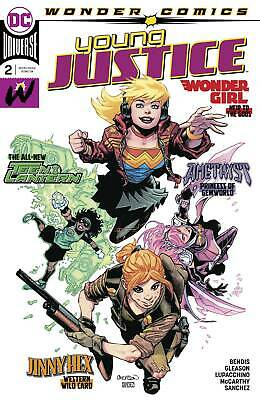 Young Justice #2 - Bagged & Boarded