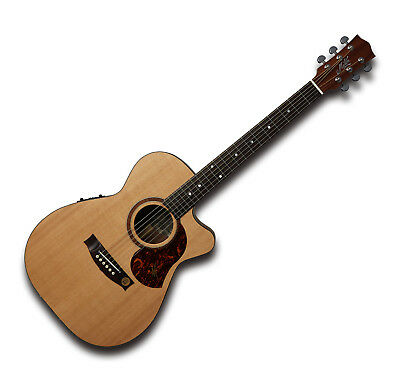 Maton SRS808C Acoustic Electric Guitar with Cutaway AP5-PRO Pickup Case included