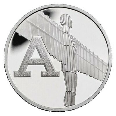 2018 10p A - Angel Of The North NEW Ten Pence Coin NEW 10p - Uncirculated