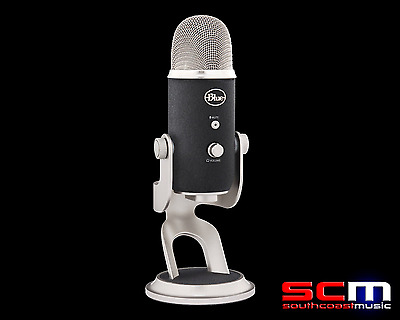 Blue Microphones YETI PRO USB Microphone The Ultimate USB Podcasting Mic YETIPRO