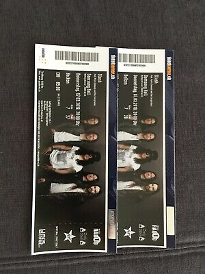 2x Slash Konzertickets (07.03.2019)