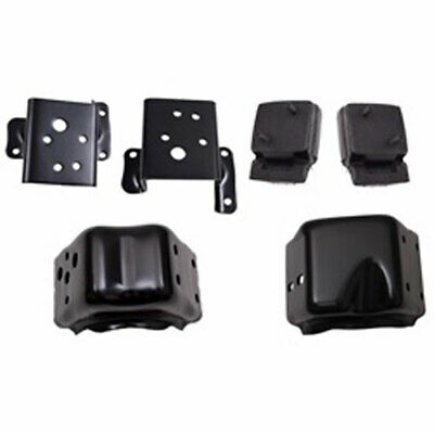 Omix-ADA 17473.31 This engine and transmission mount kit from Omix-ADA fits the
