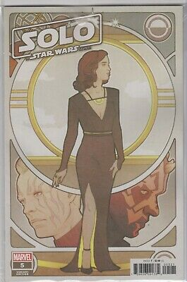 Solo A Star Wars Story Adaptation # 5  Nm  1:25 Scott Forbes Variant  2019  Hot