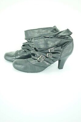 5fbffe1c28a MADDEN GIRL LADIES Ankle Boot Bootie Black Size 7 - $13.00 | PicClick