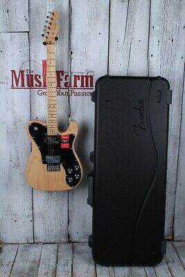 Fender® American Pro Telecaster Deluxe ShawBucker Electric Guitar Tele with Case