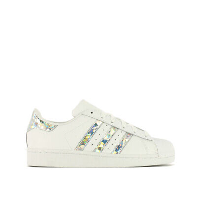newest 8a8cd bf8ac Adidas Superstar J Sneaker Bambini F33889 Ftwr White