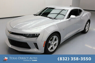 2017 Chevrolet Camaro LT Texas Direct Auto 2017 LT Used 3.6L V6 24V Automatic RWD Coupe Premium