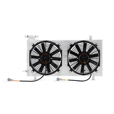 Mishimoto Performance Aluminium Fan Shroud Kit For Subaru Impreza Wrx/Sti 2008+