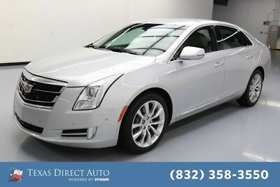 2017 Cadillac XTS Luxury Texas Direct Auto 2017 Luxury Used 3.6L V6 24V Automatic FWD Sedan Bose Premium