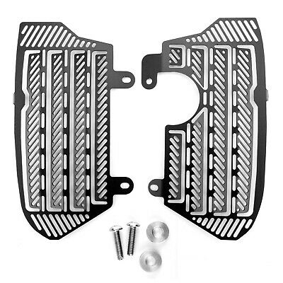 Radiator Grille Guard Cover Protector For Honda CRF1000L Africa Twin 16-18 PY