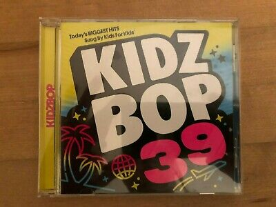 """Kidz Bop 39"" by Kidz Bop Kids (CD, Jul-2019, Kidz Bop) - Mint Condition - CHEAP"