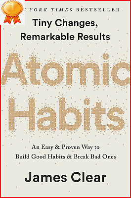 Atomic Habits by James Clear e_B00k, 2019