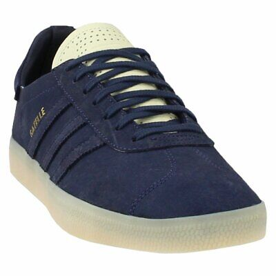 online store 7d89c 5013c adidas GAZELLE CRAFTED Sneakers - Blue - Mens