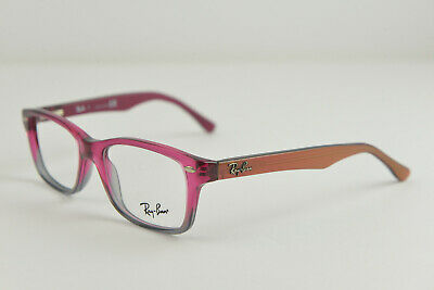 77ae11fdcae9e RAY BAN RB 1531 3591 Purple Pearl Junior Kids Eyeglasses 46mm + Case ...