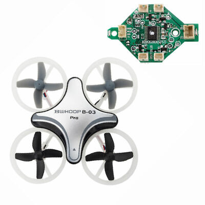 BoldClash BWhoop B03 Pro 2.4G Mini RC Quadcopter Drone with 3 Battery + Reciver