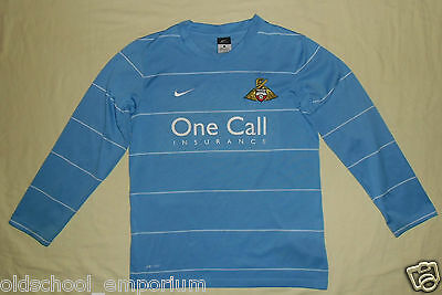 Doncaster Rovers / 2010-2011 Away - NIKE - JUNIOR Shirt / Jersey. Size 152-158cm