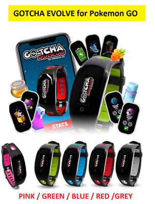 GO-TCHA GOTCHA Evolve for Pokemon Go Auto Catch+Collect Mode Brand New IN STOCK