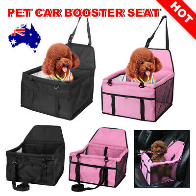 Cat Dog Pet Car Booster Seat Puppy Auto Travel Carrier Safety Protector Basket