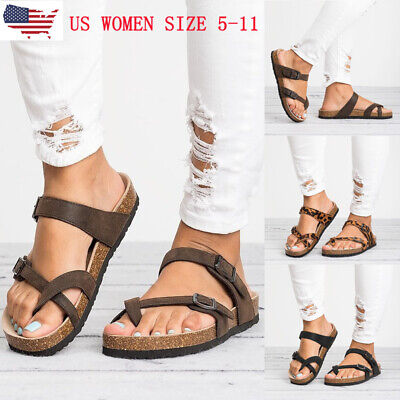 541e3c7c1d8 Women Ladies Toe Post Sandals Flip Flops Platform Casual Flat Slippers  Shoes USA