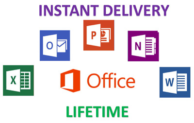 INSTANT-Windows Microsoft Office 365 MAC/WIN/MOBILE – 5 devices  5TB