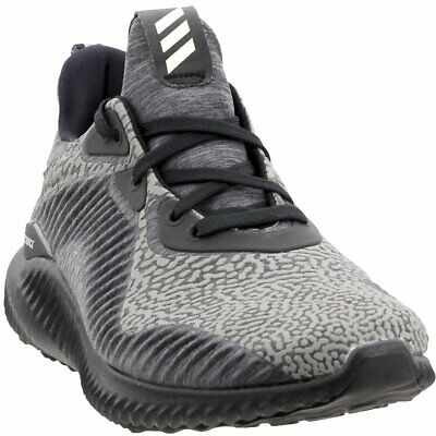 520833dc7 WOMEN S ADIDAS ALPHABOUNCE AMS Running Shoes Black Size 8 -  34.99 ...
