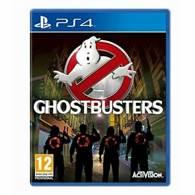 Ghostbusters - Playstation 4 (PS4) Brand New Sealed