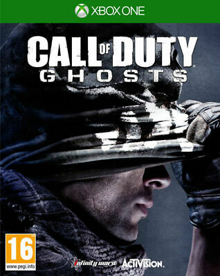 Call of Duty Ghosts Xbox One Brand New Sealed