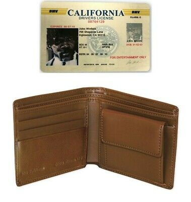 Special DELUXE Edition Wallet Pulp Fiction BAD MOTHER FERRIS Wallet BMF USA