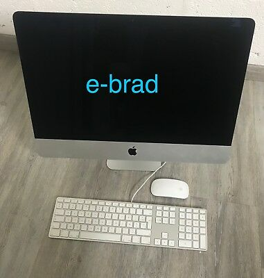 "APPLE iMac 27"" 5K i7 QUAD CORE 4Ghz/32Go/1To ssd A1419"