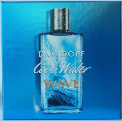 Davidoff - Cool Water Wave Man - Edt 75Ml + Shower Gel 75Ml /#82-10-3